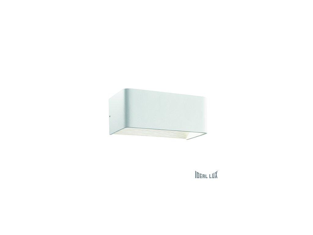 IDEAL LUX 017518 nástěnné LED svítidlo Click AP6 big 8x1W 3000K