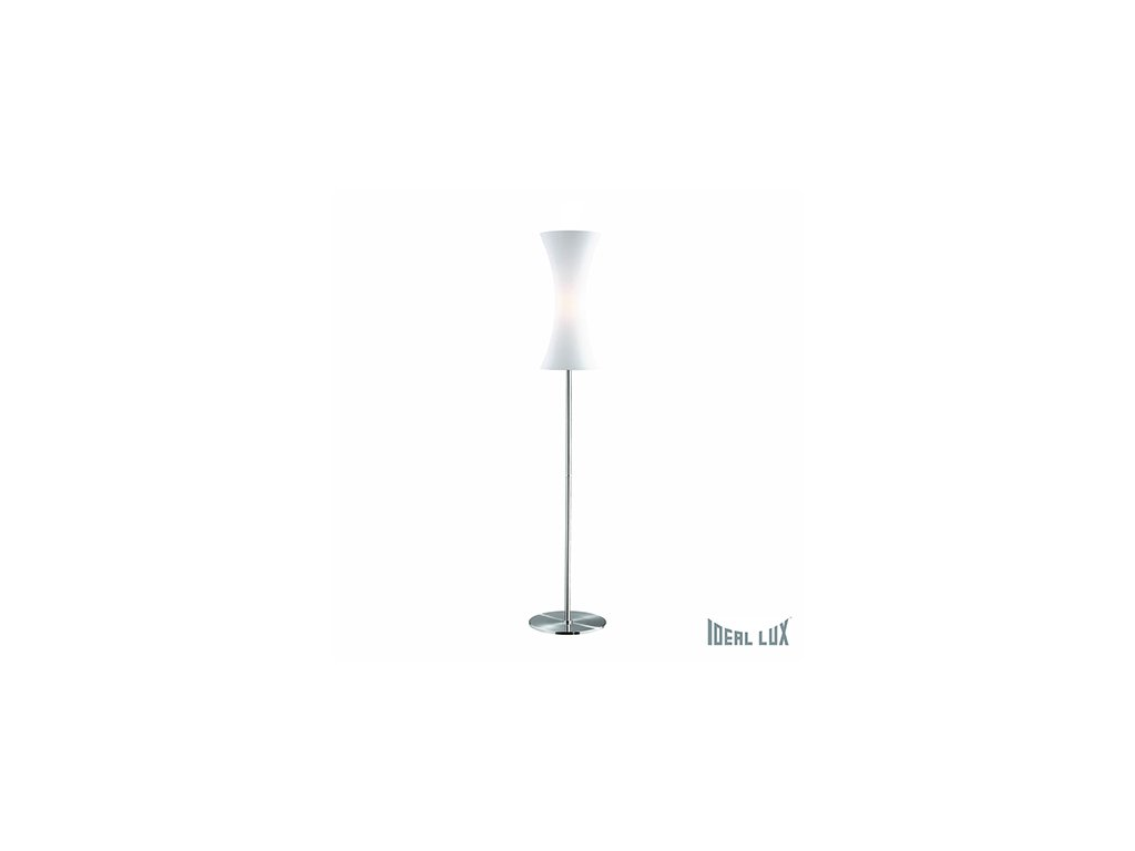 IDEAL LUX 017587 stojací lampa Elica PT1 1x60W E27