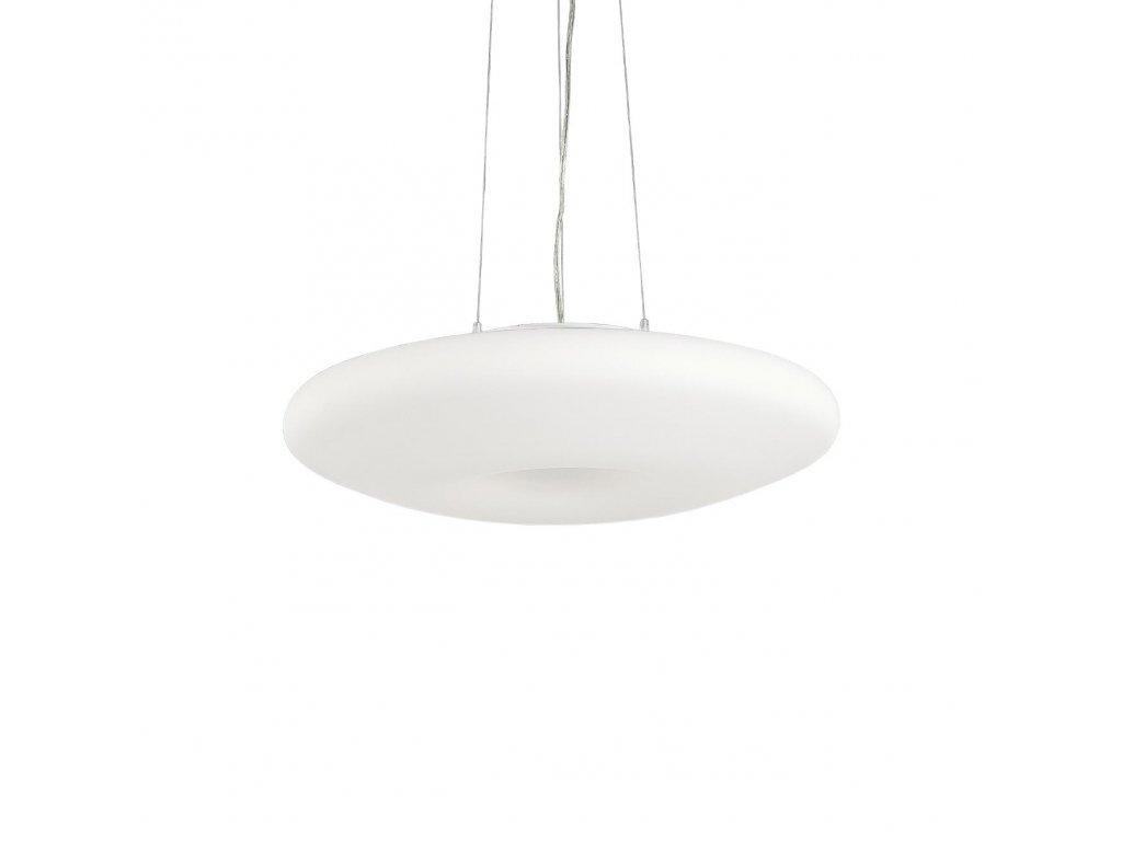 IDEAL LUX 019741 závěsné svítidlo Glory SP5 D60 5x60W E27