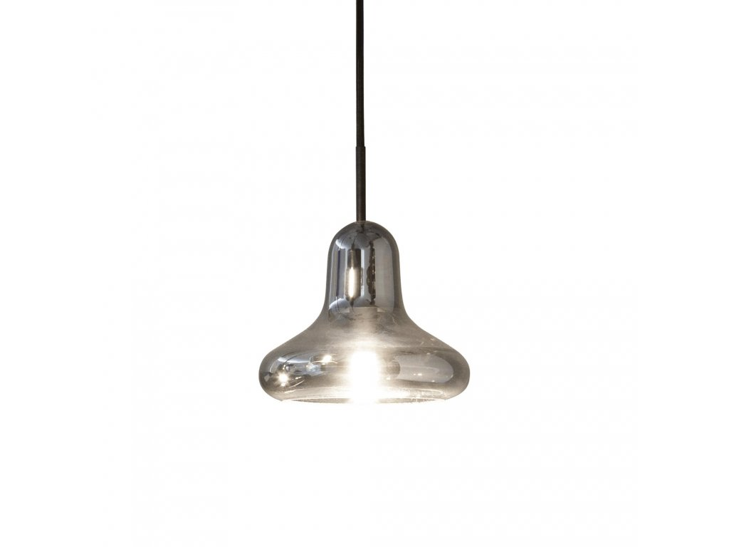 Závěsné svítidlo Ideal Lux Lido-1 SP1 fume' 168326 šedé
