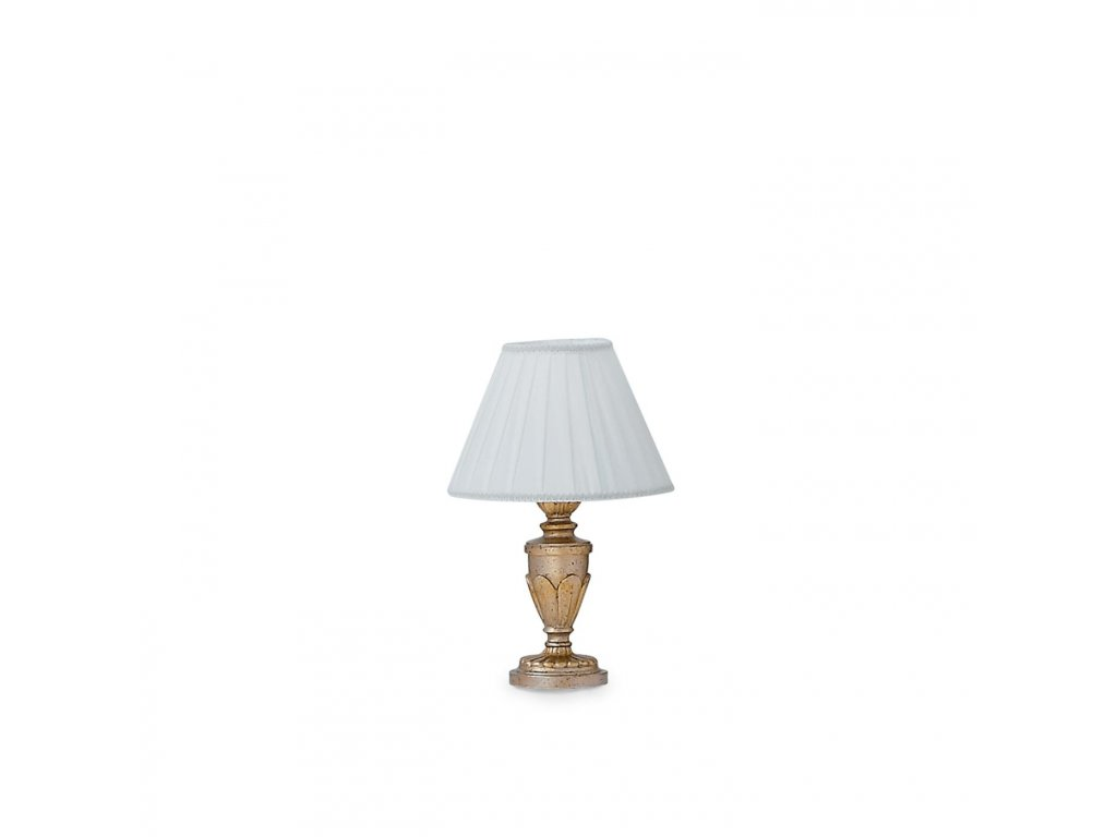IDEAL LUX 020853 stolní lampa Dora TL1 Small 1x40W E14