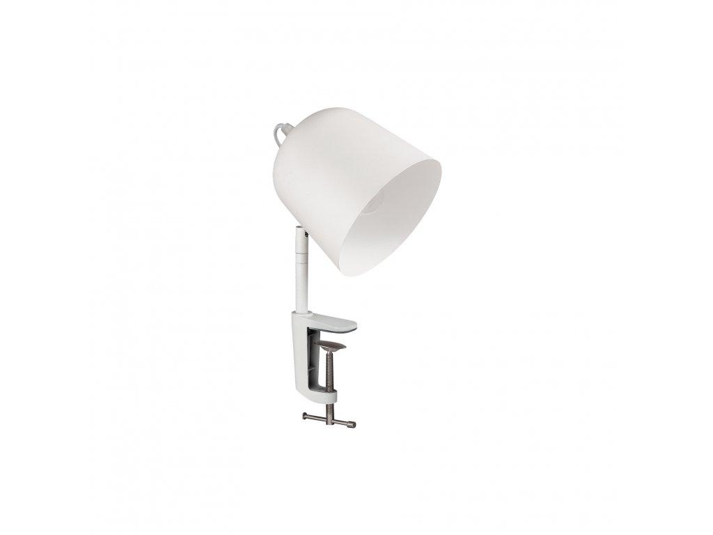 IDEAL LUX - Stolní lampička Limbo AP1 bianco 180212 bílá