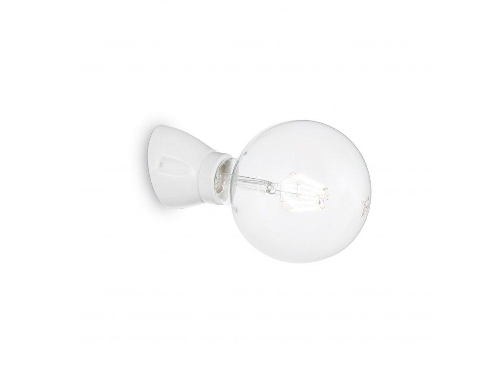 IDEAL LUX - Nástěnné svítidlo Winery AP1 180298 bílé