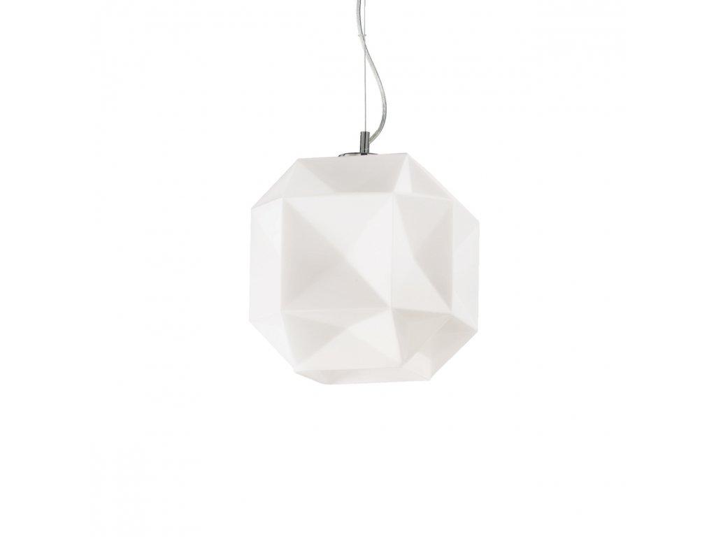 IDEAL LUX 022505 závěsné svítidlo Diamond SP1 Medium 1x60W E27