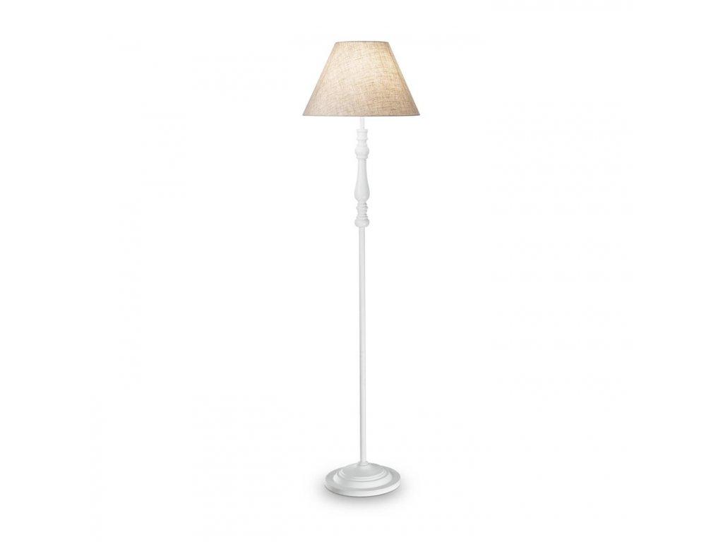 IDEAL LUX 022987 stojací lampa Provence PT1 1x60W E27