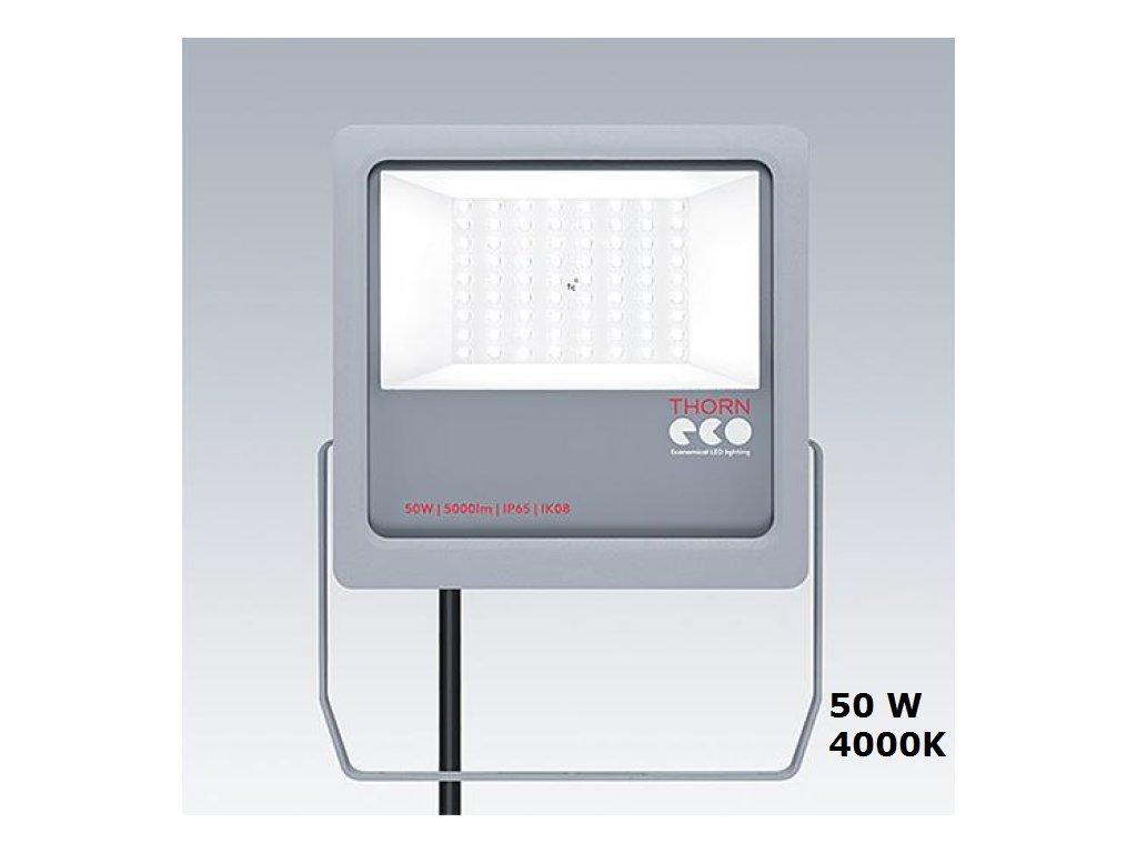 LED Reflektor THORNeco LEONIE FL 5000 840 IP65 50W 4000K 96630338