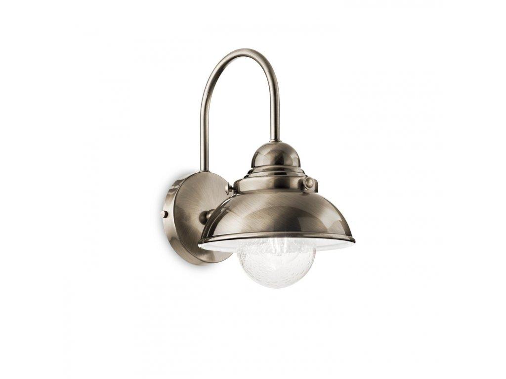 IDEAL LUX 025261 nástěnné svítidlo Sailor AP1 D20 Brunito 1x100W E27
