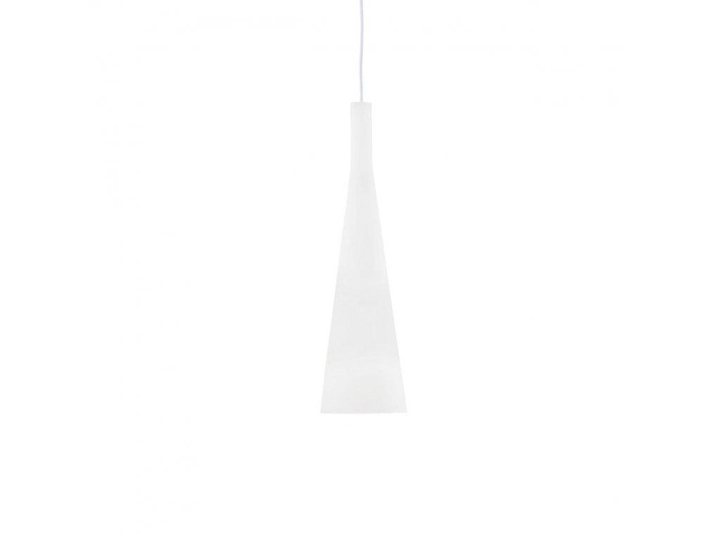 IDEAL LUX 026787 závěsné svítidlo Milk SP1 1x60W E27