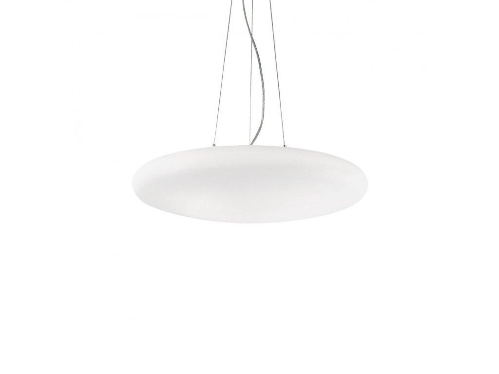 IDEAL LUX 032009 závěsné svítidlo Smarties Bianco SP3 D50 3x60W E27