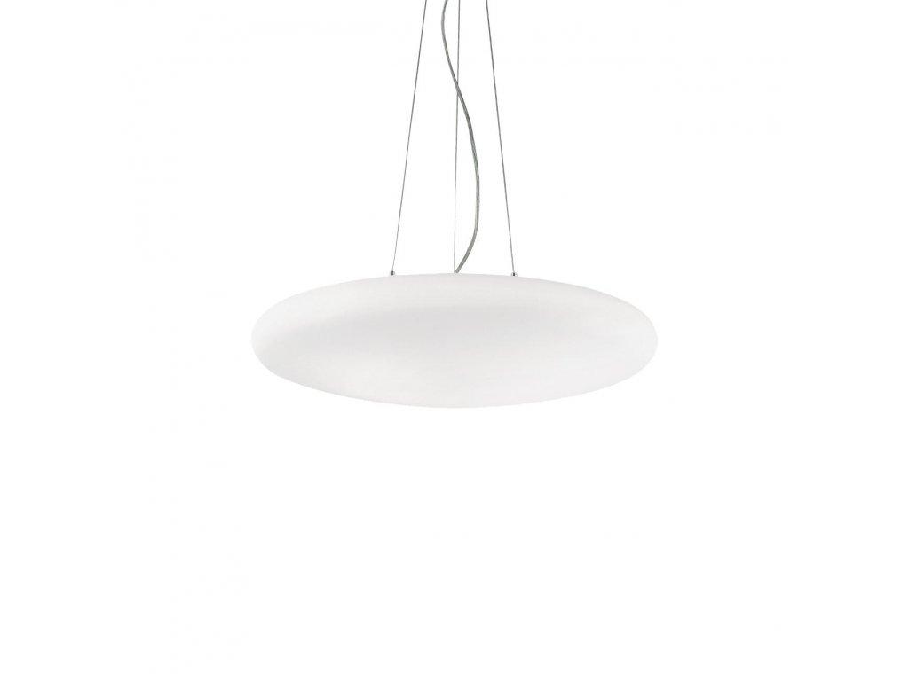 IDEAL LUX 032016 závěsné svítidlo Smarties Bianco SP3 D40 3x60W E27
