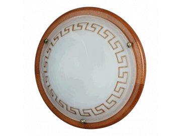 PREZENT 1442 stropní svítidlo Greca 2x60W E27