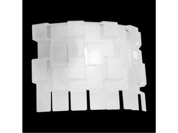LUXERA 18043 nástěnné svítidlo Zzigzag 1xE27 60W