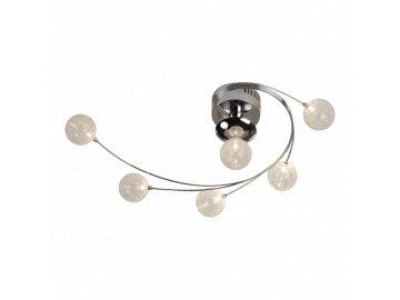 LUXERA 46010 stropní svítidlo Cascada 6x20W G4