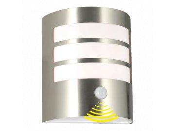 PREZENT 61006 venkovní svítidlo s čidlem Too 1x11W E27 IP44