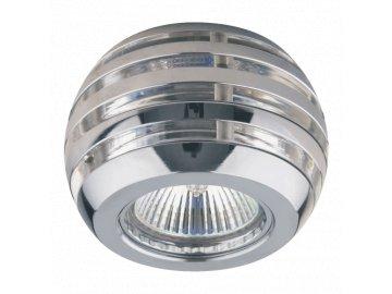 EMITHOR 71007 vestavná křišťálová bodovka Glass Fix 1x50W GU10