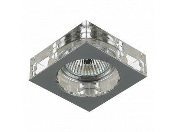 EMITHOR 71008 vestavná křišťálová bodovka Glass Fix 1x50W GU10