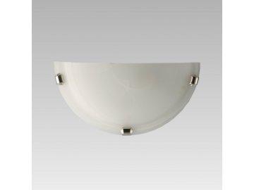 PREZENT 1412 F nástěnné svítidlo Alabaster 1x60W E27