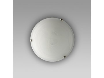 PREZENT 1414 F stropní svítidlo Alabaster 1x60W E27