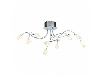 LUXERA 64031 stropní svítidlo Lotoss 9x20W G4