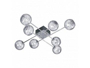 LUXERA 46036 stropní svítidlo Cronos 8x42W G9