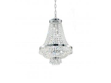 IDEAL LUX 033532 křišťálový lustr Caesar SP6 6x40W G9