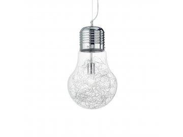 IDEAL LUX 033662 závěsné svítidlo Luce Max SP1 Big 1x60W E27