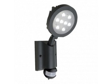 EMITHOR 70122 LED reflektor s čidlem Nevada 8x1W IP54 4100K