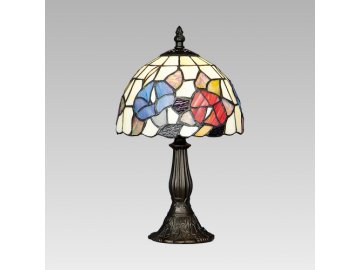 PREZENT 79 stolní lampa Tiffany 1x40W E14