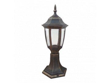 PREZENT 48301 venkovní stojací lampa Nicosia 1x60W E27 IP44