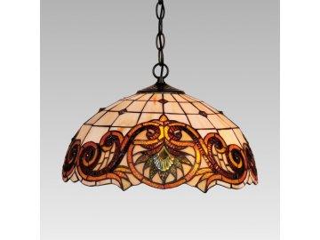 PREZENT 95 závěsné svítidlo Tiffany 2x60W E27