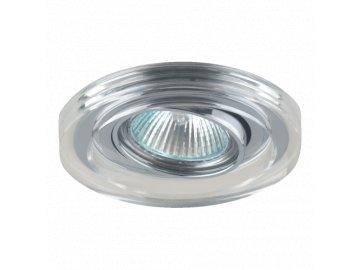 EMITHOR 71036 vestavná křišťálová bodovka Glass Movable 1x50W GU10