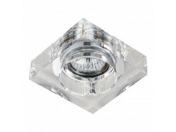 EMITHOR 71037 vestavná křišťálová bodovka Glass Movable 1x50W GU10