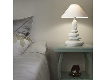 IDEAL LUX 034942 stolní lampa Dolomiti TL1 Big 1x60W E27