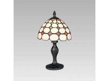 PREZENT 101 stolní lampa Tiffany 1x40W E14