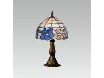 PREZENT 107 stolní lampa Tiffany 1x40W E14