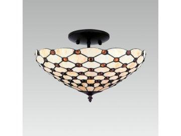 PREZENT 109 stropní svítidlo Tiffany 2x40W E27