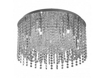 LUXERA 46111 stropní svítidlo Ritton 9x33W G9