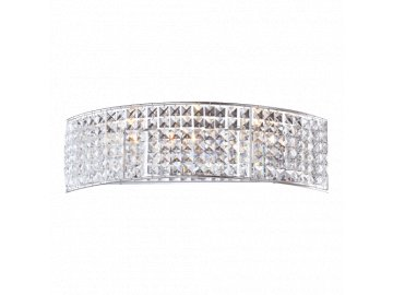 LUXERA 33515 nástěnné svítidlo Diadem 3x33W G9