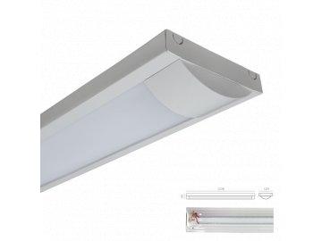 EMITHOR 38211 LED svítidlo Xelo 2x22W 4000K