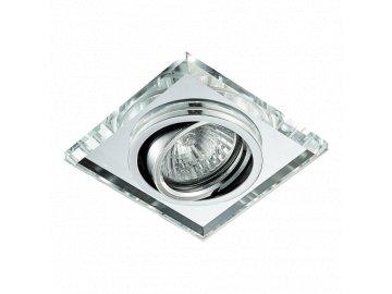 EMITHOR 71063 vestavná křišťálová bodovka Glass Movable 1x50W GU10