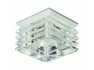 EMITHOR 71066 vestavná křišťálová bodovka Glass Fix 1x33W G9
