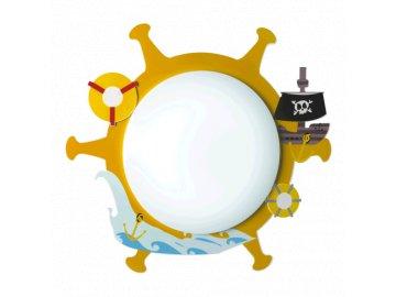 PREZENT 28024 dětské svítidlo Pirat 3x9W E14