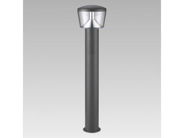 PREZENT 66006 venkovní sloupkové LED svítidlo Dublin 1x11W IP44 4000K