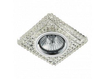 EMITHOR 71096 vestavná křišťálová bodovka Glass Fix 1x50W GU10