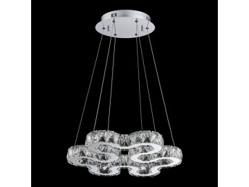 LUXERA 62422 závěsné LED svítidlo Welvet 1x30W 3000K