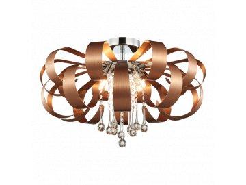 LUXERA 64374 stropní svítidlo Ribbon 6x33W G9