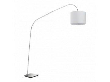 LUXERA 64382 stojací lampa Pylon 1x60W E27