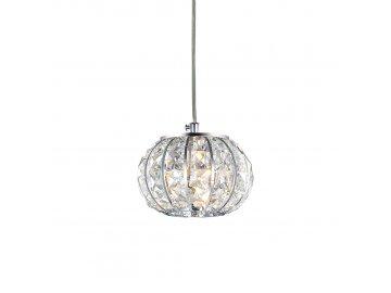 IDEAL LUX 044187 závěsné svítidlo Calypso SP1 1x40W G9