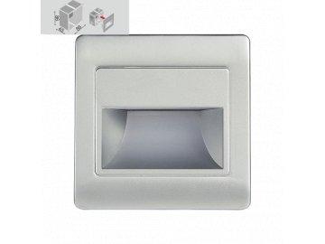 EMITHOR 70410 orientační vestavné LED svítidlo Step Light 1x1 5W 4000K