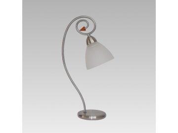 PREZENT 493 stolní lampa Rialto 1x60W E27